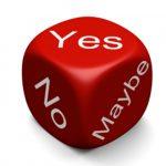 Рискни сказать «Да»